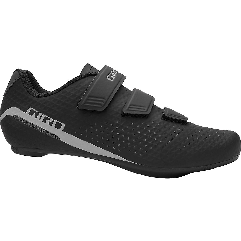 Giro Stylus Road Shoes 2021 - Black - EU 41, Black