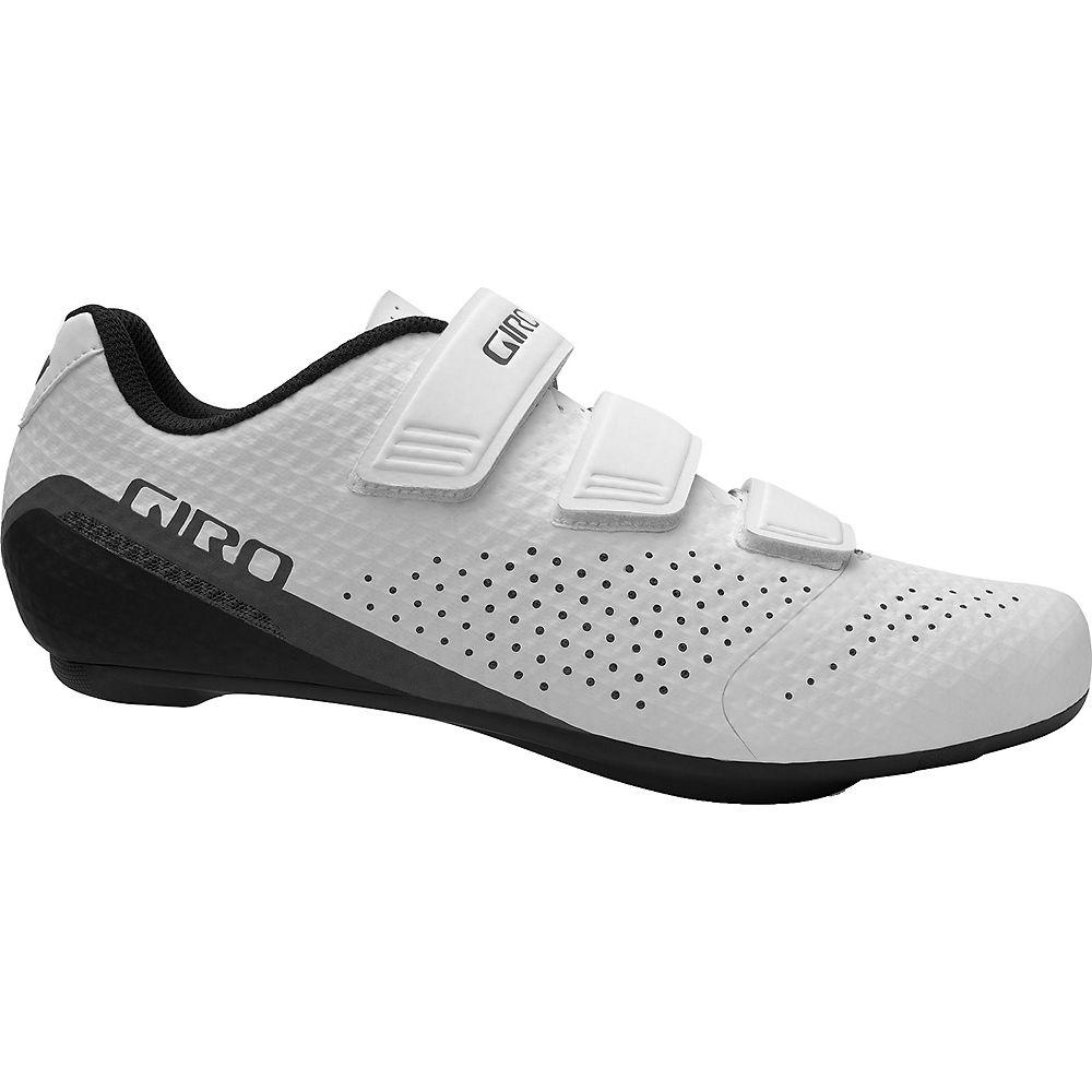 Giro Stylus Road Shoes 2021 - White - Eu 42  White