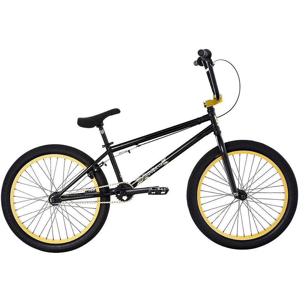 Fit Series 22 BMX Bike 2021 - Gloss Black, Gloss Black
