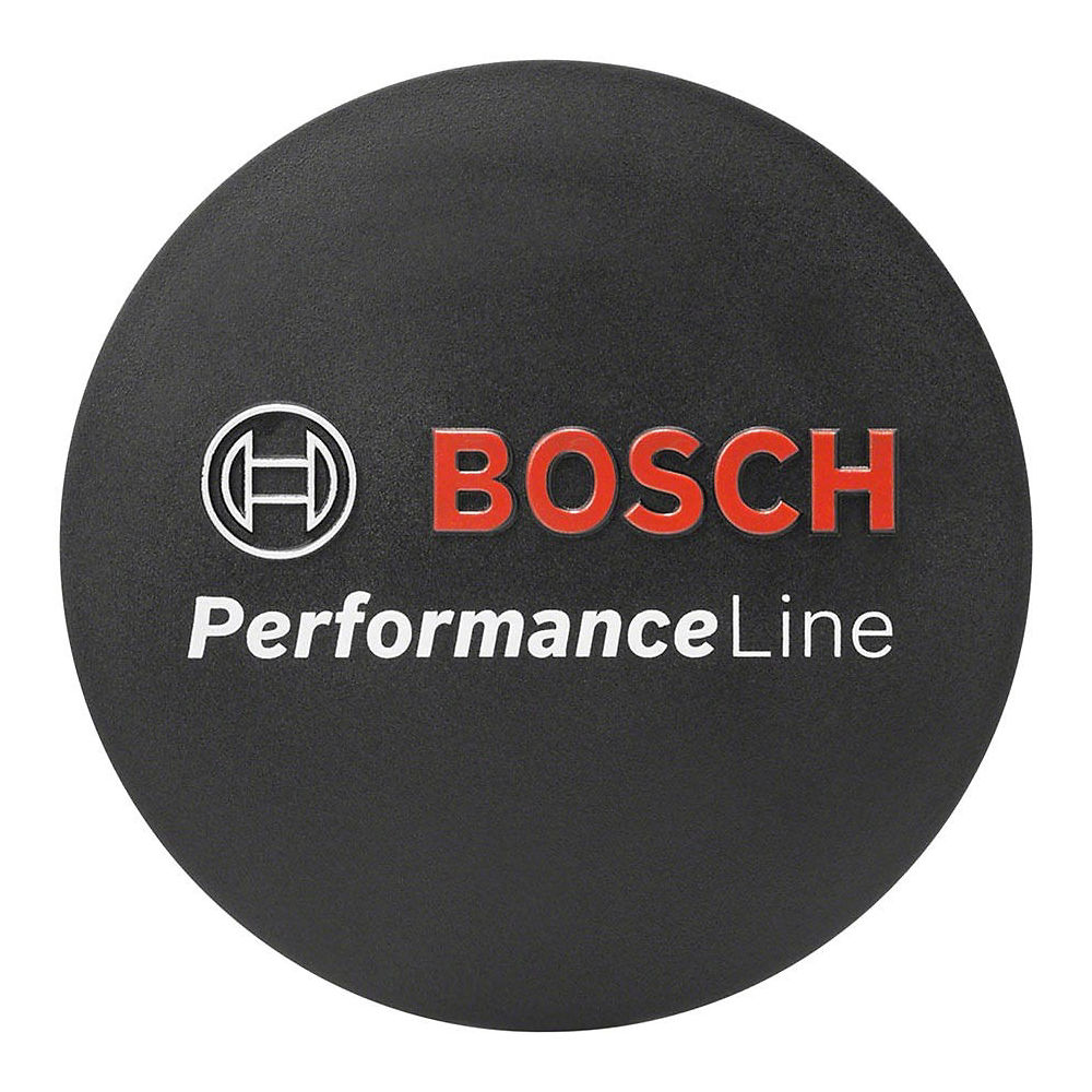 Bosch Active Line Logo Cover - Black  Black