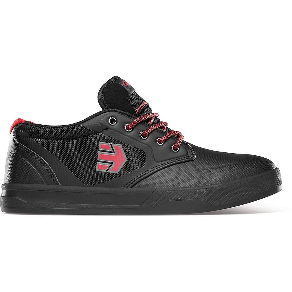 Etnies Semenuk Pro Shoes 2021 - BLACK-RED - UK 10, BLACK-RED