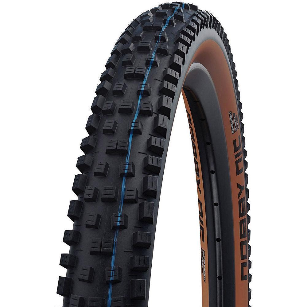 Schwalbe Nobby Nic Evo Super Ground MTB Tyre - Bronze - Skin - 27.5