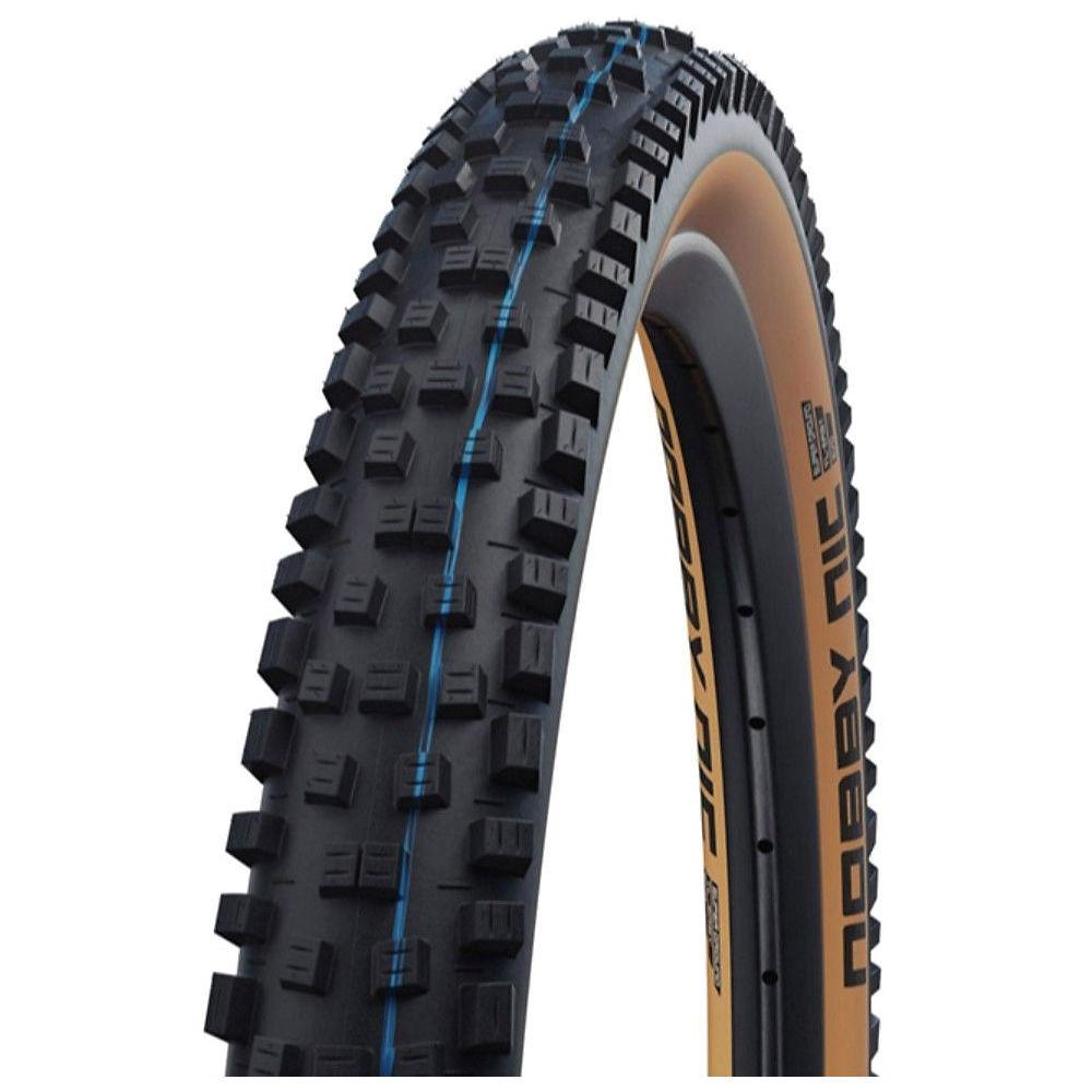 Schwalbe Nobby Nic Evo Super Ground MTB Tyre - Classic - Skin - 26
