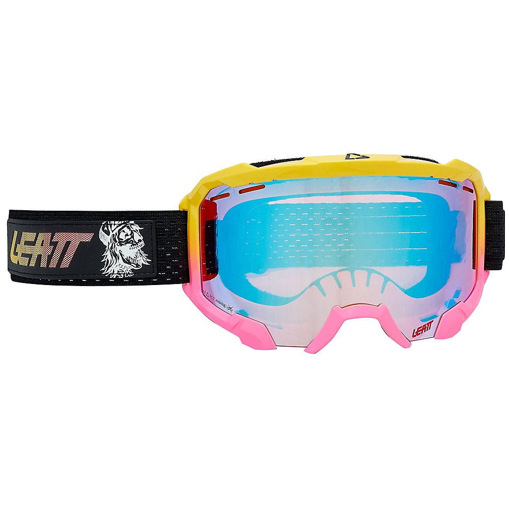 Leatt Velocity 4.0 MTB 80s Skull Goggles 2021, 80s Skull