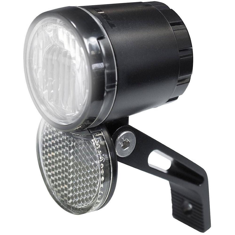 Trelock Ls 230 Veo E-bike Front Light - Black-transparent  Black-transparent