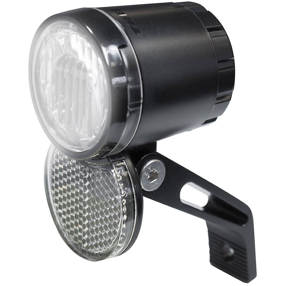 Trelock Ls 232 Veo E-bike Front Light - Black-transparent  Black-transparent