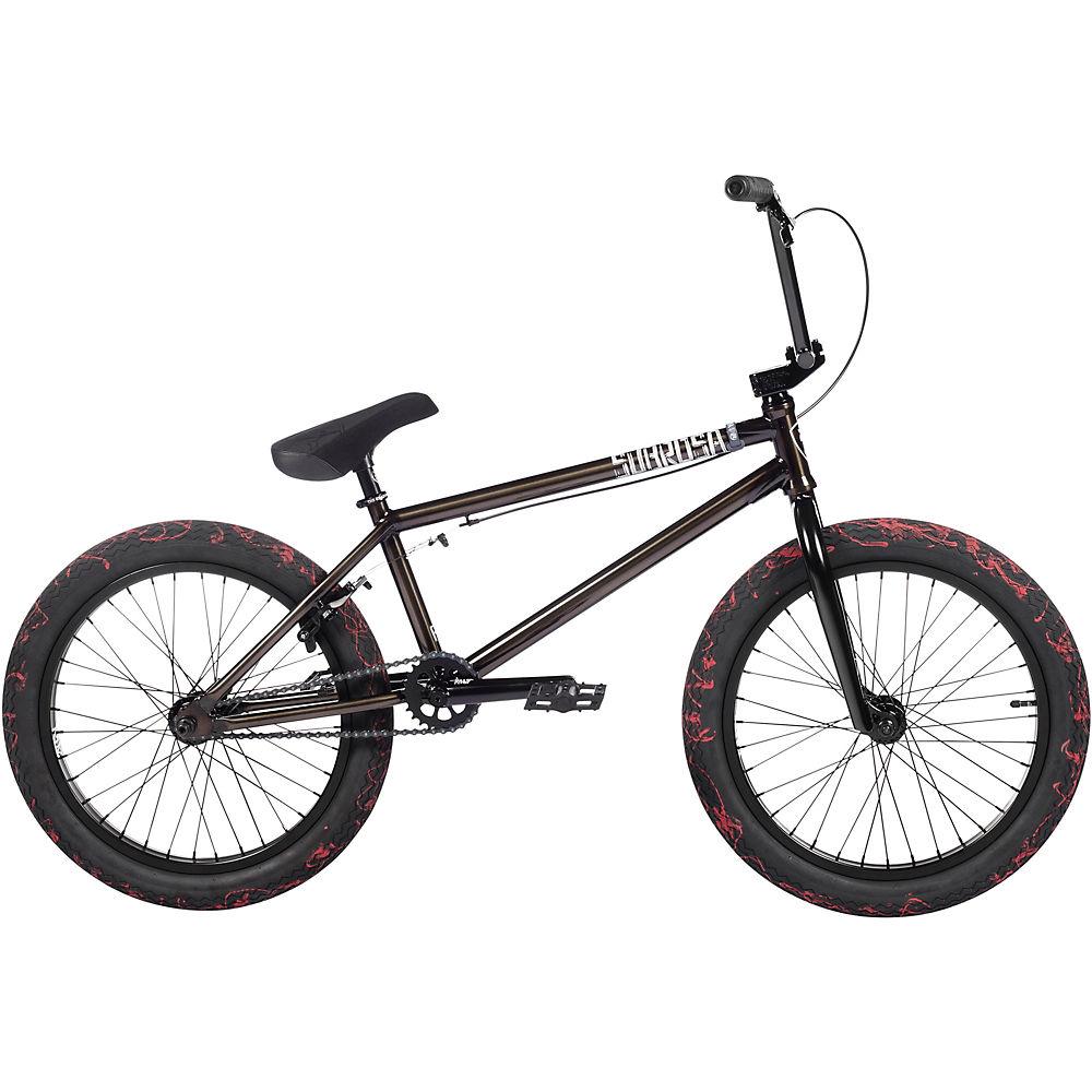 Subrosa Salvador FC BMX Bike 2021 - Negro, Negro