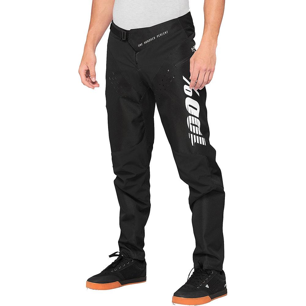 100% R-Core Pants 2021 - Black - XL, Black
