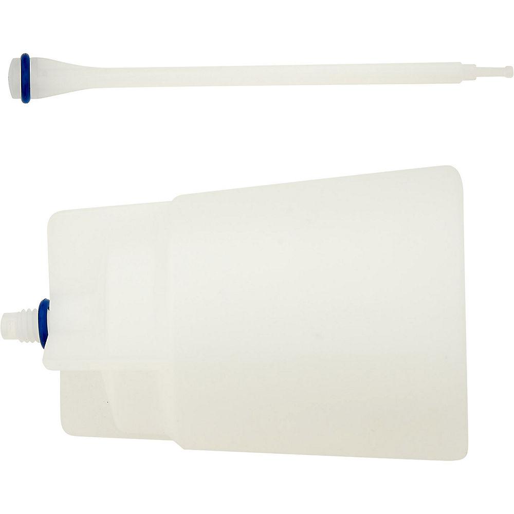 Lifeline Shimano Brake Bleed Funnel And Stopper - White  White