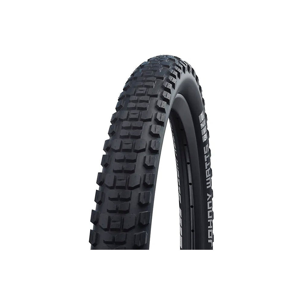 Schwalbe Johnny Watts Performance MTB Tyre - Black - n-a, Black