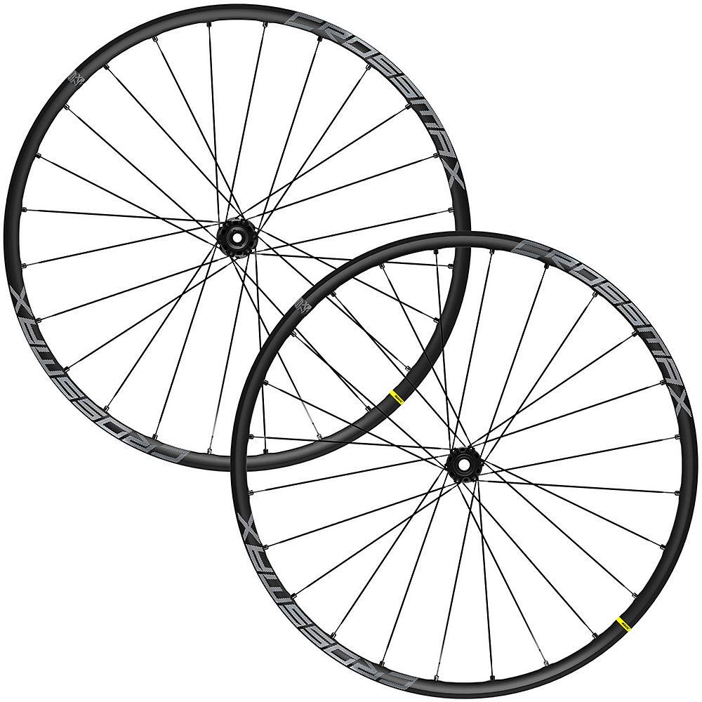 Mavic Crossmax Xl Mtb Wheelset - Black - Sram Xd  Black