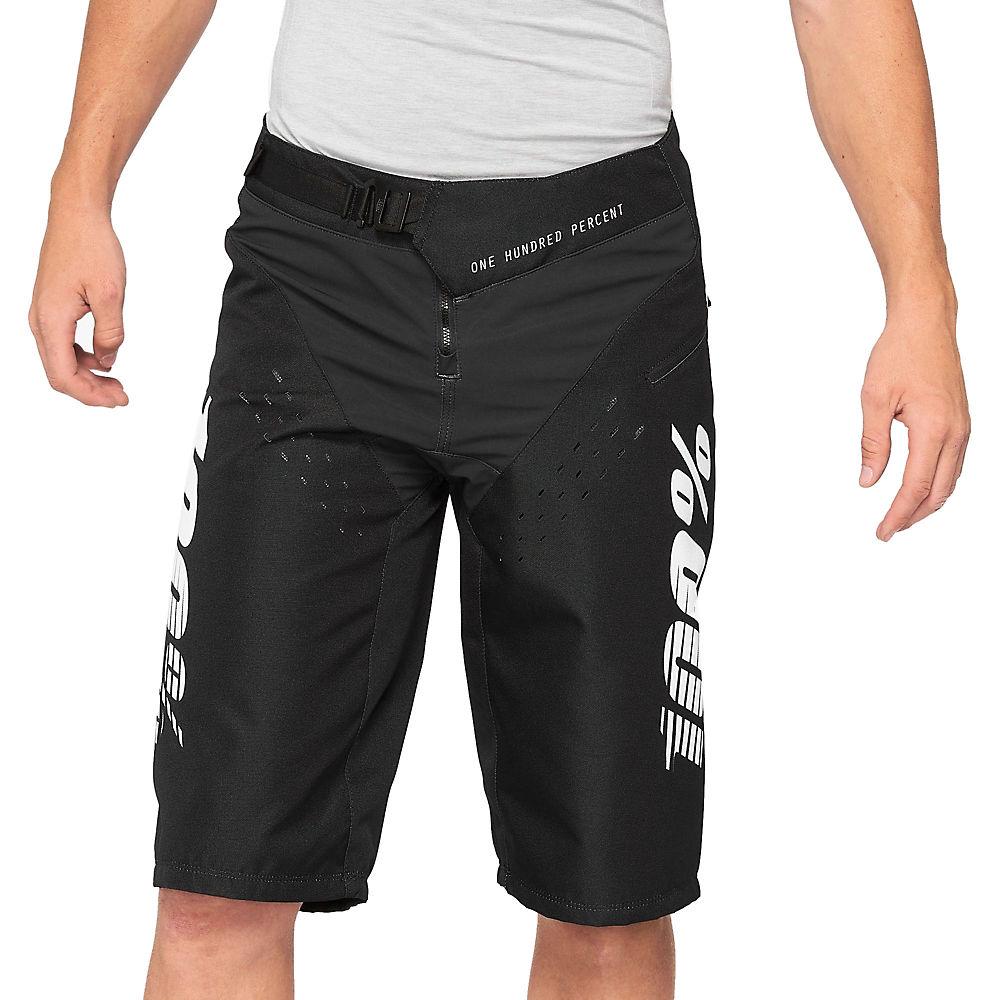 100% R-Core Shorts 2021 - Black - M, Black