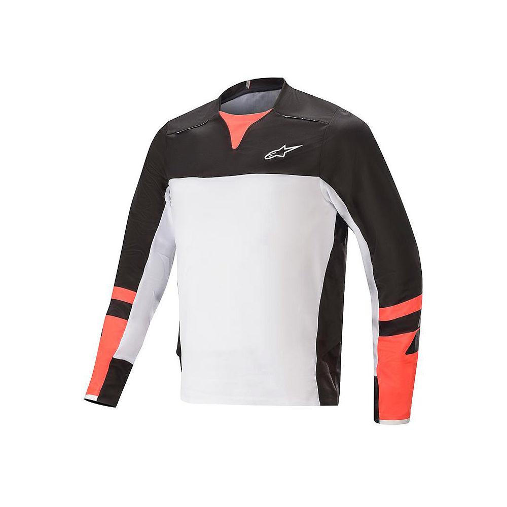 Alpinestars Drop Pro L-s Jersey  - Black White - Xl  Black White