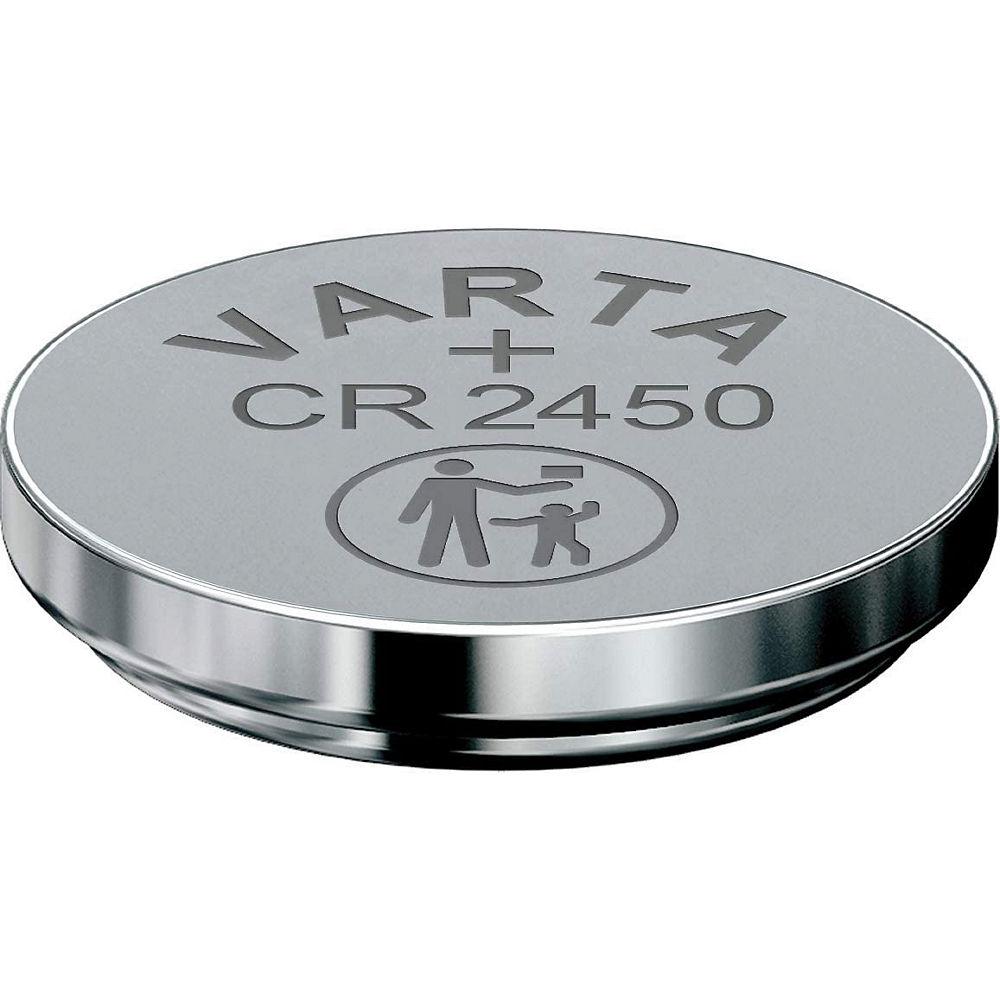 Varta Cr2450 Lithium Battery - Silver - 3v  Silver