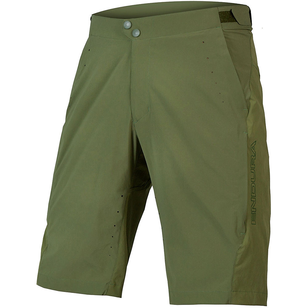 Endura GV500 Foyle Shorts - Olive Green, Olive Green