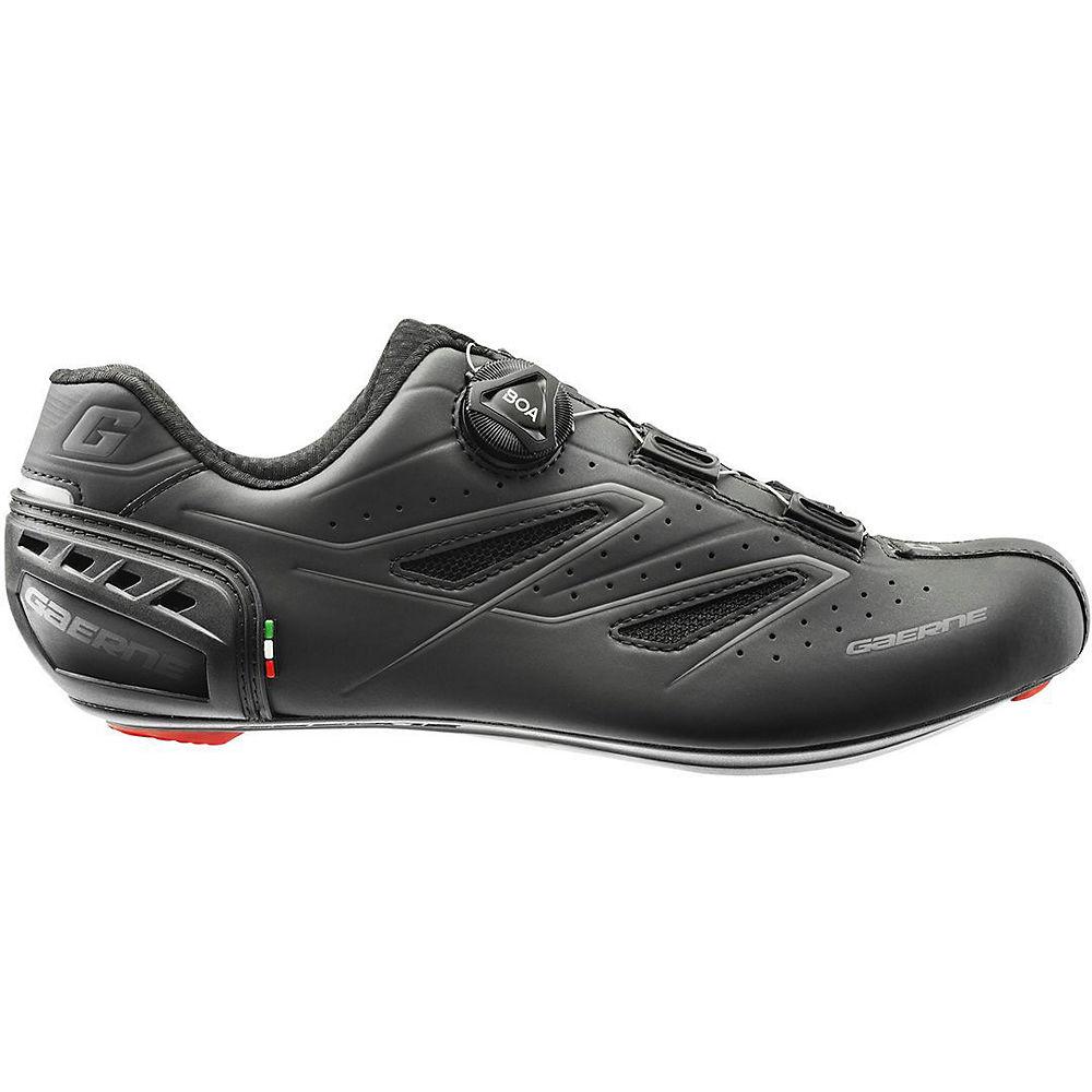Gaerne Composite G Tornado Road Shoe 2020 - Black - EU 45.5, Black