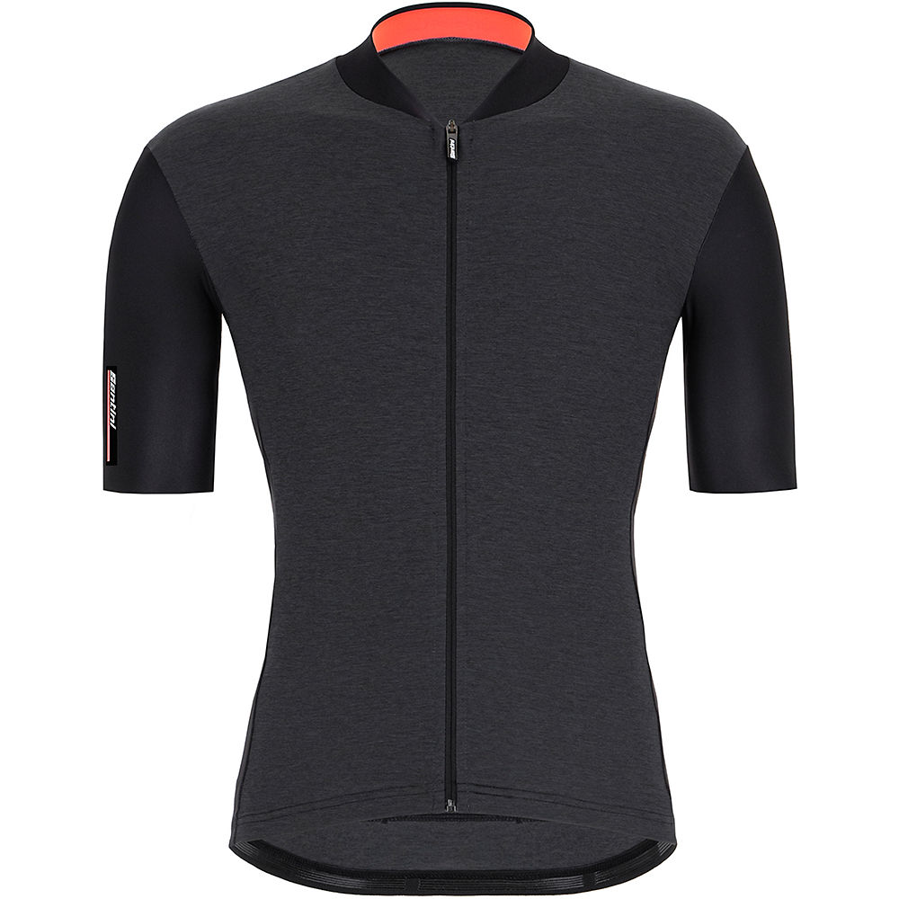 Morvelo Fanzine Mono Long Sleeve Speedsuit  - Red-black  Red-black