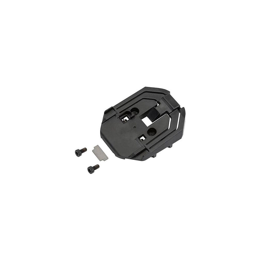 Bosch Add On Plate Kit for PowerTube Batteries - Black - Vertical, Black