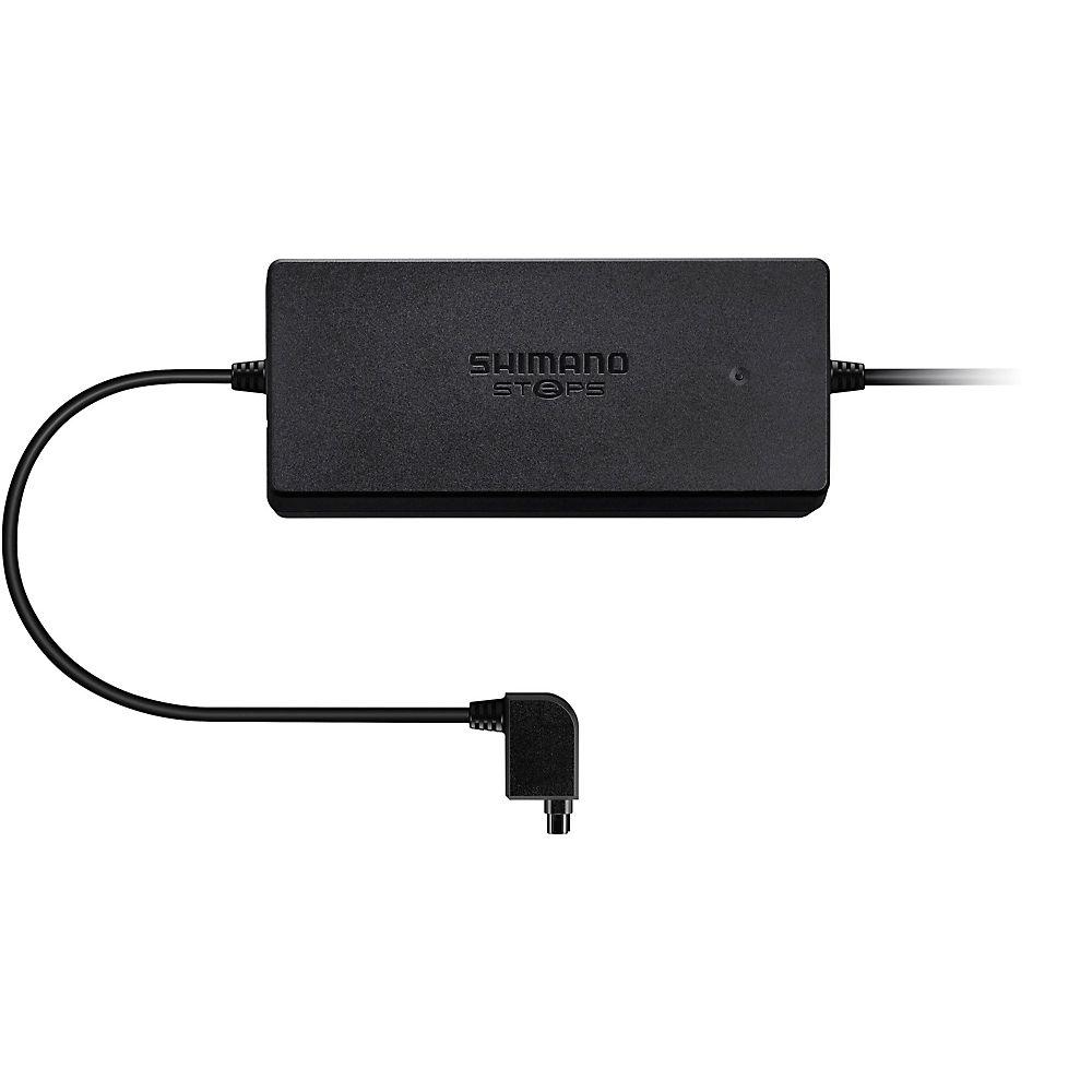 Shimano STEPS EC-E6000 Battery Charger - Black, Black