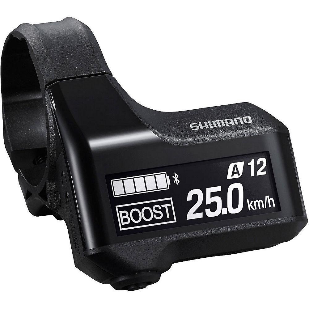 Shimano STEPS SC-E7000 Display - Negro, Negro