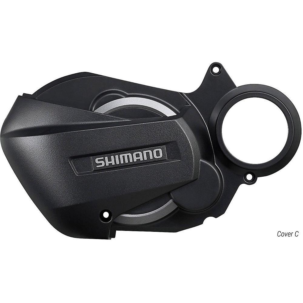 Shimano STEPS E7000 Drive Unit Cover Mount Bolt - Black C - Custom Cover, Black C