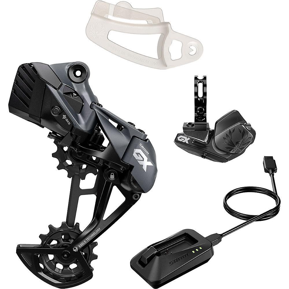 Sram Gx Eagle Axs Upgrade Kit - Black - Up To 52t  Black