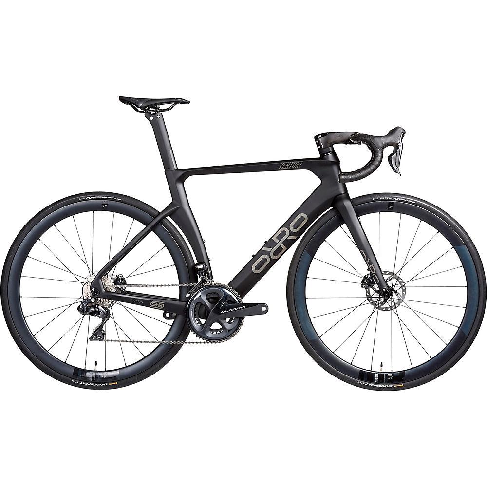 Orro Venturi STC 8020 Road Bike 2021 - Stealth, Stealth