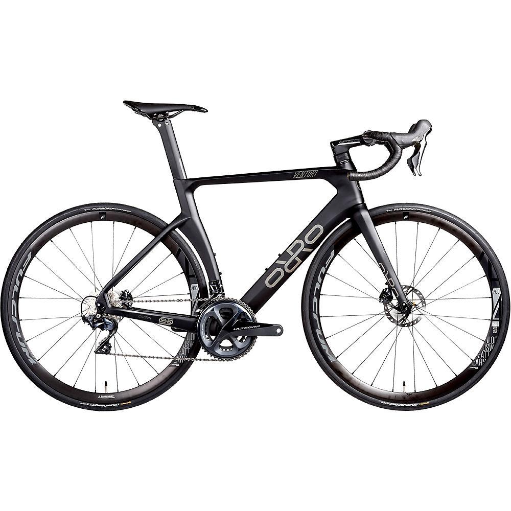 Orro Venturi STC 8070 Di2 R400 Road Bike 2021 - Stealth, Stealth
