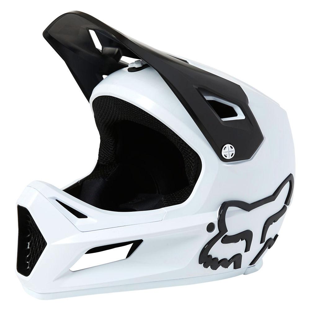 Fox Racing Youth Rampage MTB Helmet 2021 - White - S, White