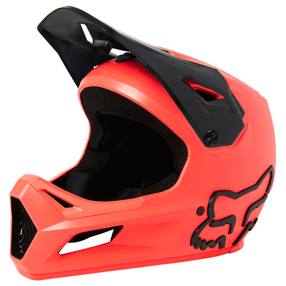 Fox Racing Rampage Full Face MTB Helmet 2021 - Atomic Punch - S, Atomic Punch