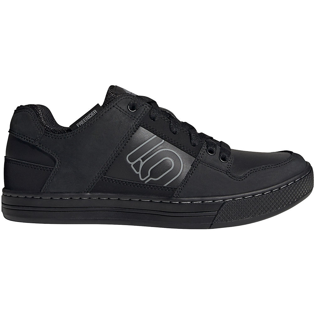 Five Ten Freerider DLX MTB Shoes 2021 - Black-Grey - UK 7.5, Black-Grey