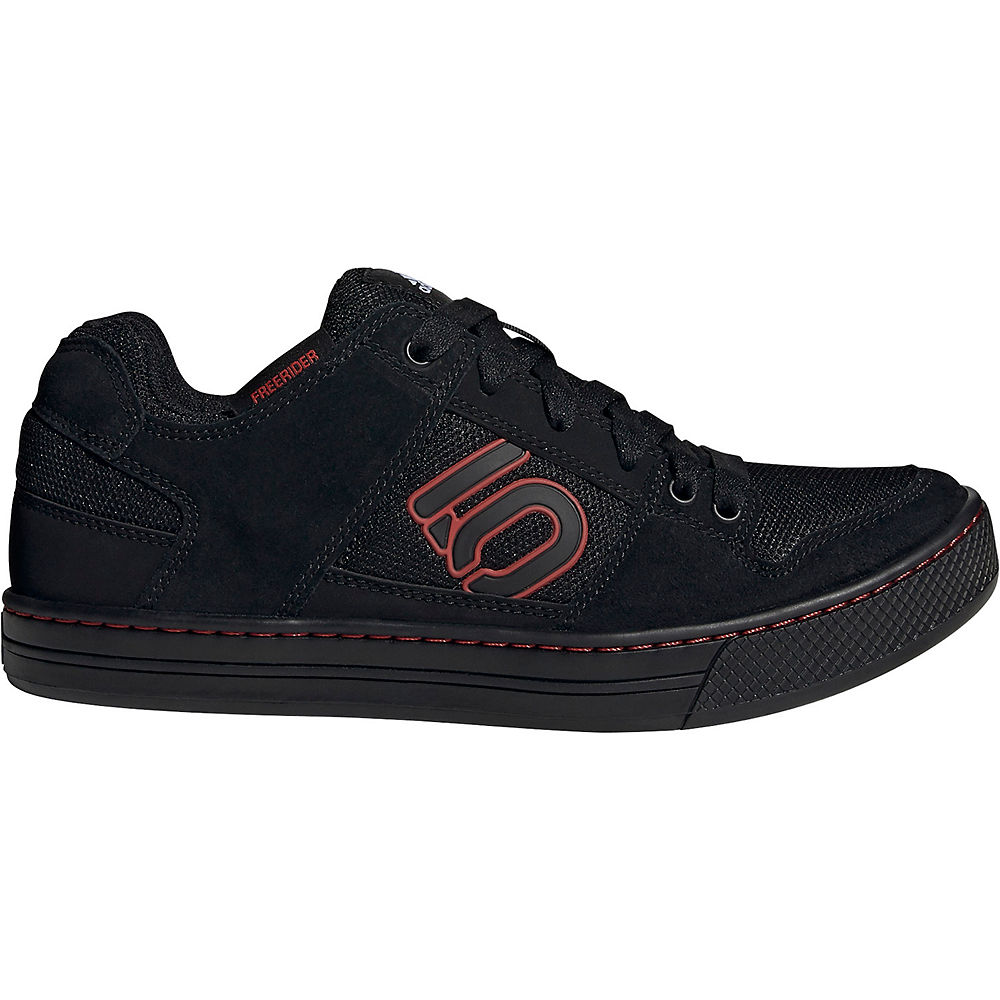 Five Ten Freerider MTB Shoes 2021 - Black-White - UK 11.5, Black-White