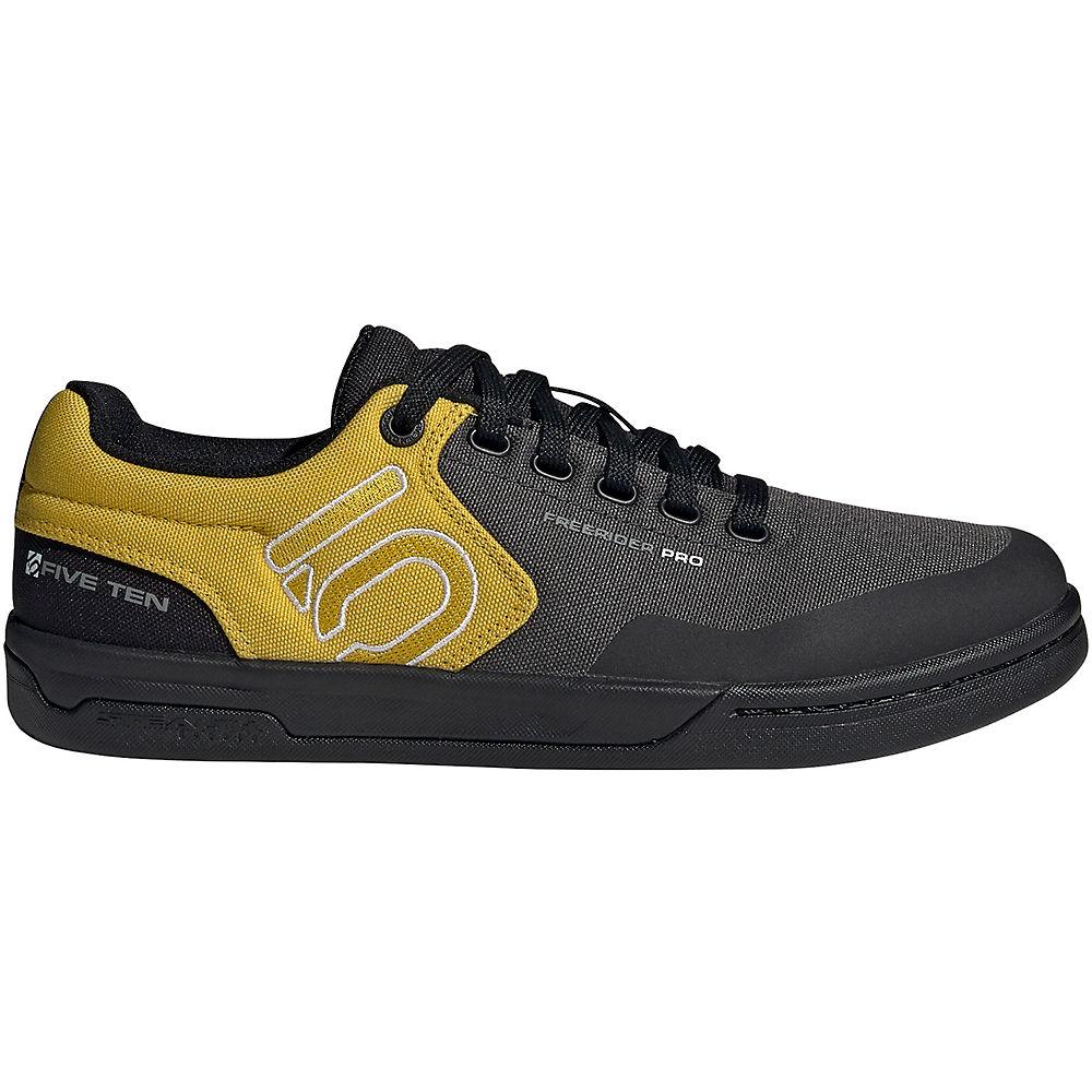 Five Ten Freerider Pro Primeblue Mtb Shoes - Grey-yellow - Uk 11  Grey-yellow