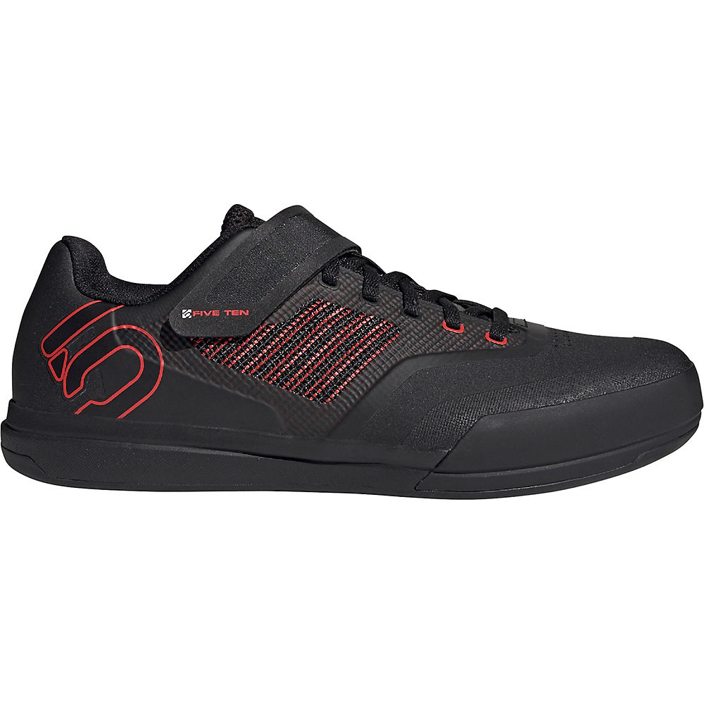 Five Ten Hellcat Pro MTB Shoes 2021 - Red-Black - UK 7.5, Red-Black