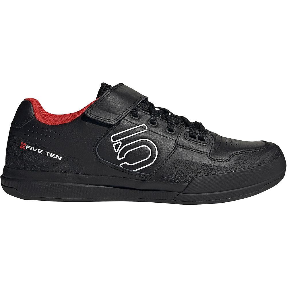 Five Ten Hellcat MTB Shoes 2021 - Black-White - UK 10.5, Black-White