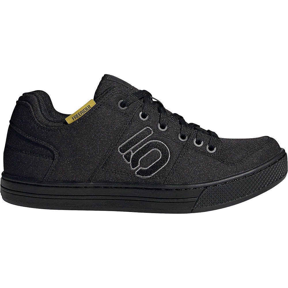 Five Ten Freerider Primeblue Mtb Shoes - Black-grey-yellow - Uk 10  Black-grey-yellow