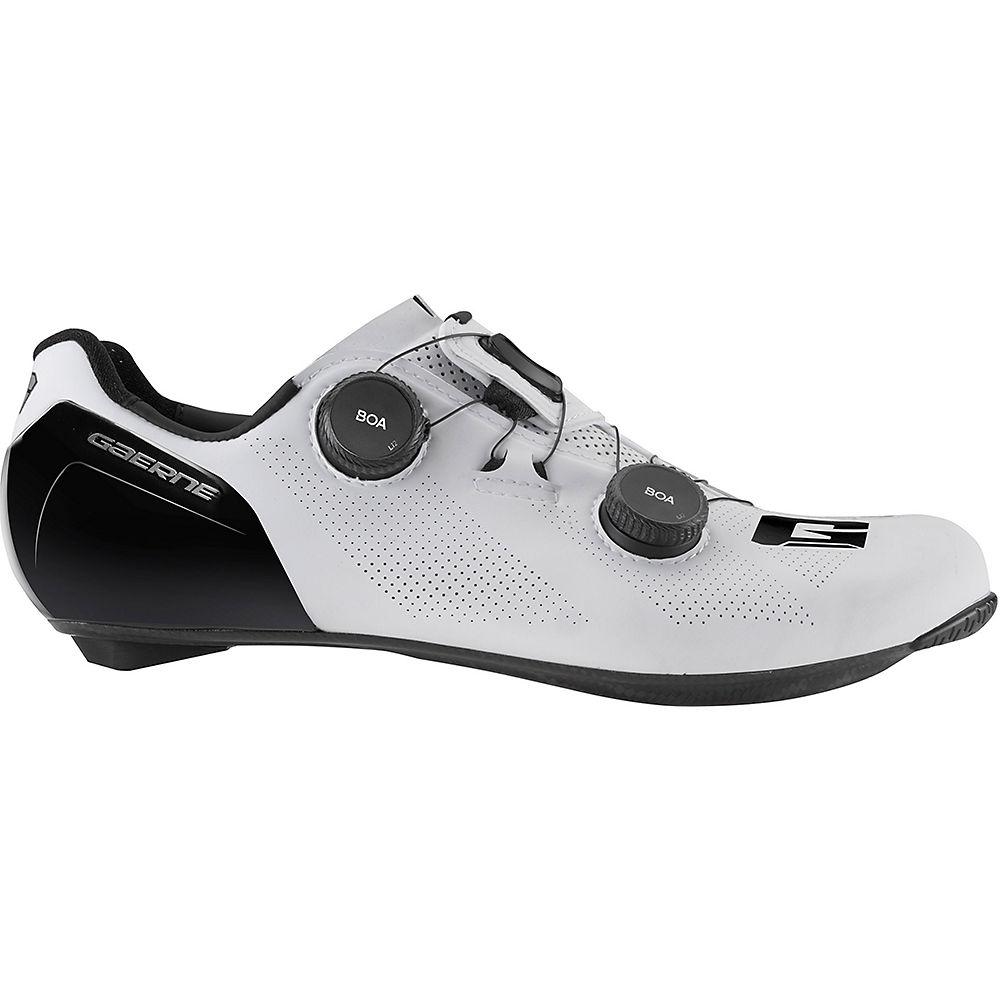 Gaerne Carbon G. STL Road Shoes 2021 - Blanco mate - EU 46, Blanco mate