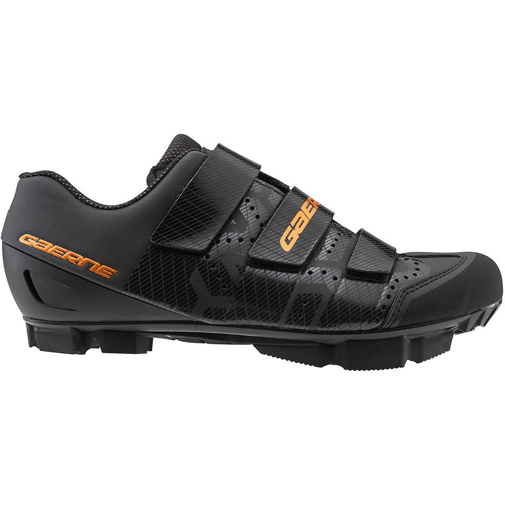 Gaerne Women's G. Laser MTB Shoes 2021 - Matt Black - EU 41, Matt Black