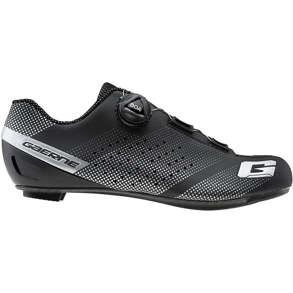 Gaerne Womens Carbon Tornado Spd-sl Road Shoes 2021 - Matt Black - Eu 40  Matt Black
