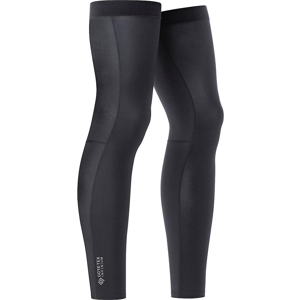 Gore Wear Shield Leg Warmers SS21 - Black - XL/XXL, Black