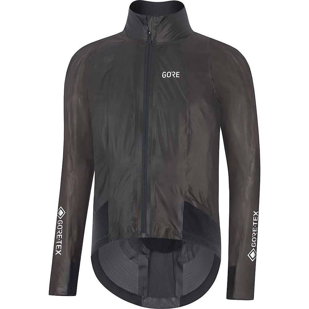 Gore Wear Race Shakedry Cycling Jacket SS21 - Black - XXL, Black