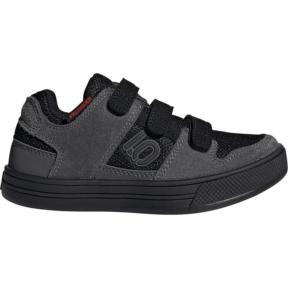 Five Ten Freerider Kid's VCS MTB Cycling Shoes 2021 - grey-black - Kids UK 11.5, grey-black