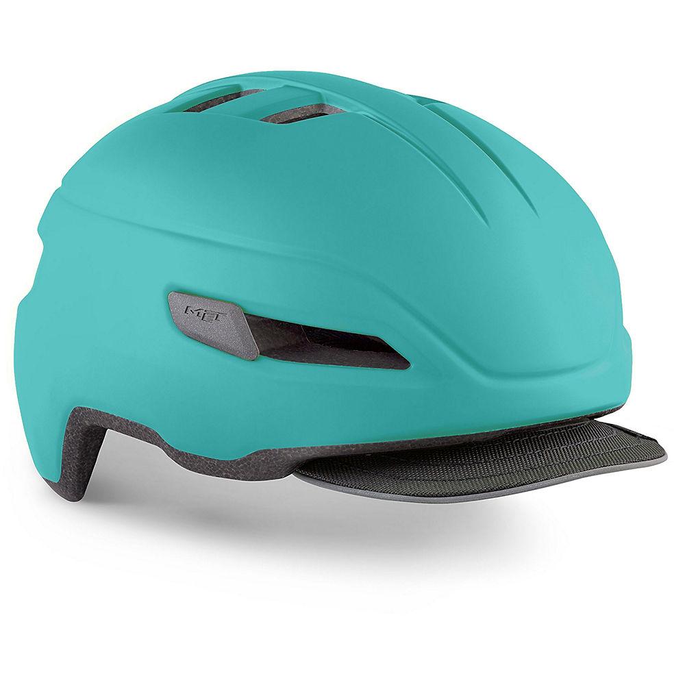 MET Corso Helmet 2021 - Mint Green, Mint Green