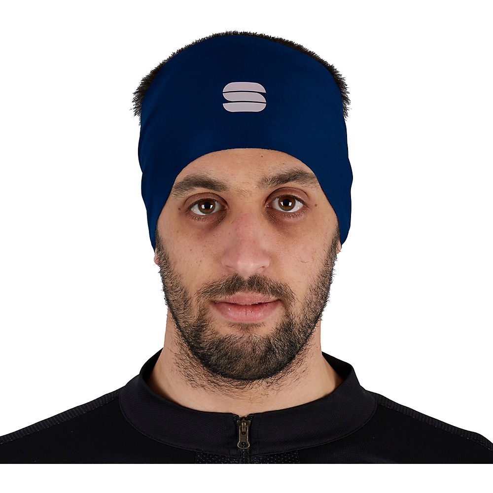 Sportful Matchy Headband Ss21 - Blue - One Size  Blue