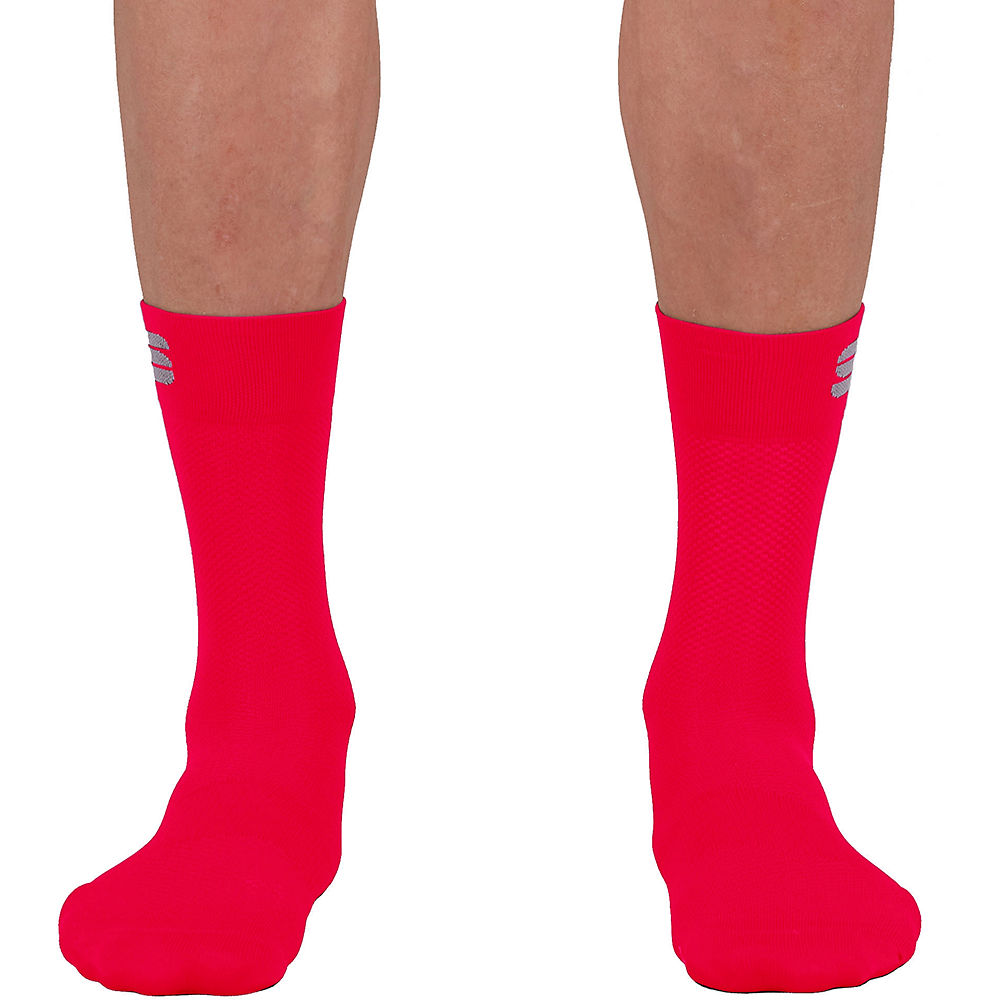 Sportful Matchy Cycling Socks Ss21 - Red  Red