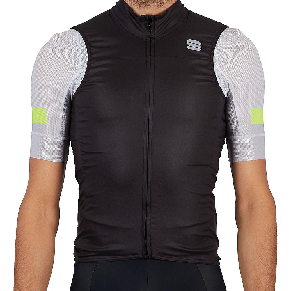 Sportful Pro Vest Cycling Gilet Ss21 - Black  Black