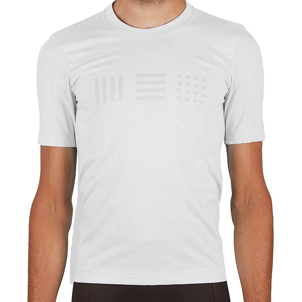 Sportful Giara Tee Cycling Jersey Ss21 - White - Xxxl  White