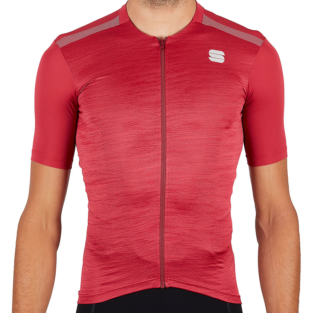 Sportful Supergiara Cycling Jersey Ss21 - Red Rumba  Red Rumba