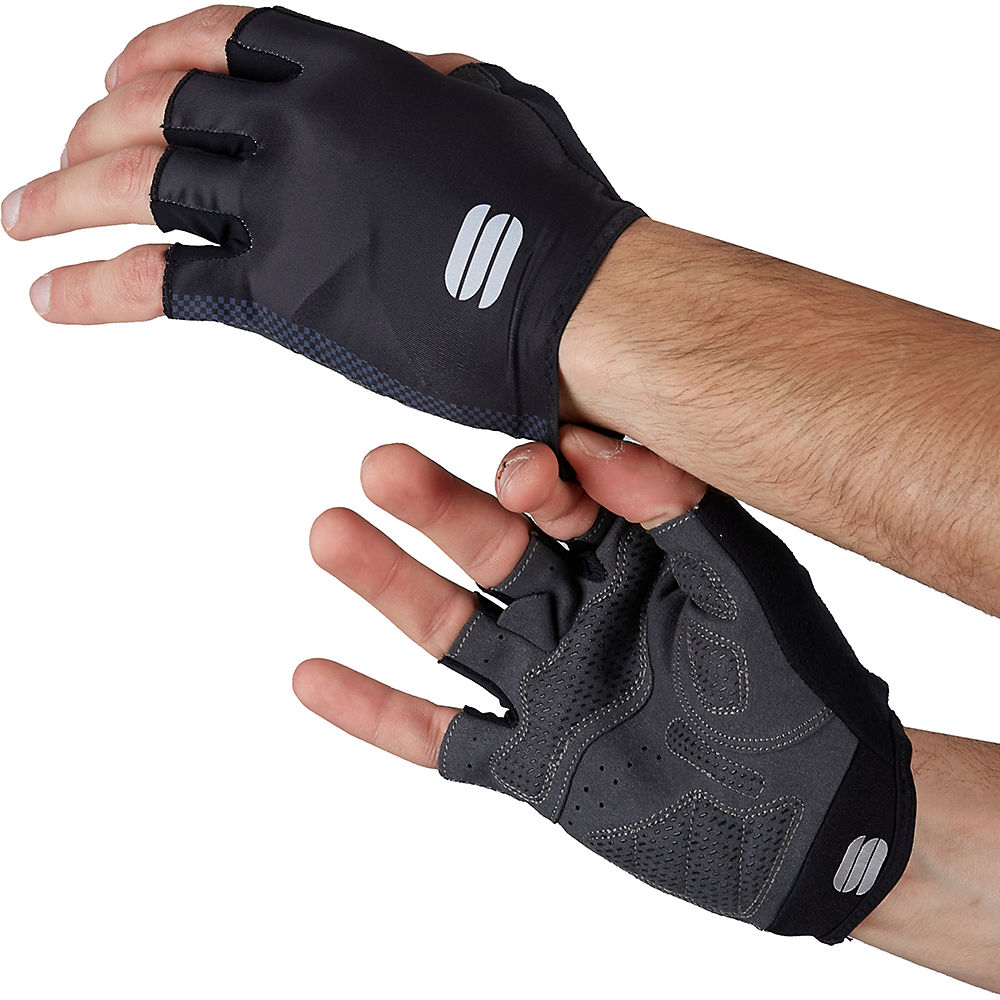 Sportful Race Gloves Ss21 - Black - M  Black