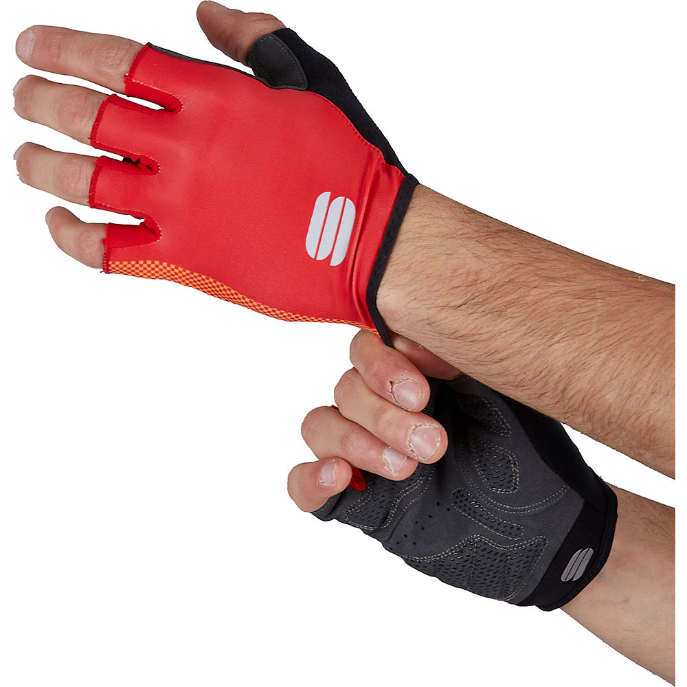 Sportful Race Gloves Ss21 - Red - Xs  Red